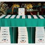 Fun Escort Card Ideas