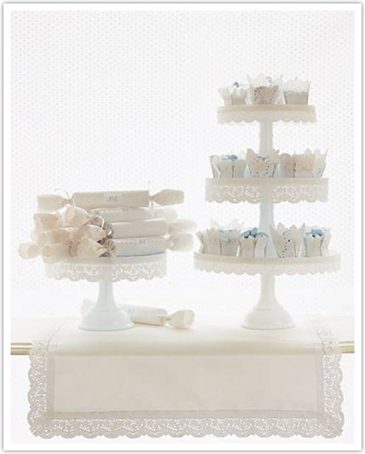 ml174 win01 fili favors xl Doilies Inspirations for Weddings