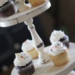 Fancy Fakeout: DIY Cupcake Tower Stand