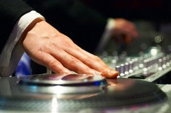 Wedding Vendor - DJ