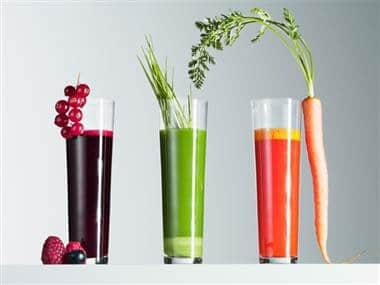 Juicing Vegetables