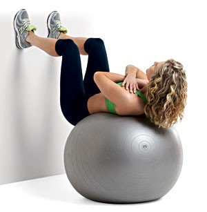 Exercise with Exercise Ball