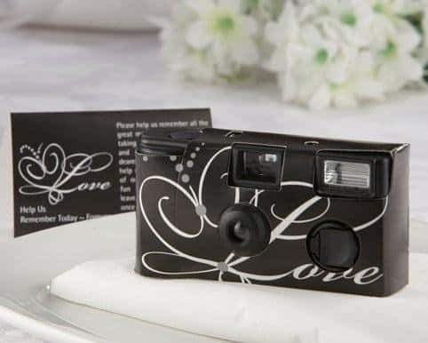 Disposable Camera for Wedding Guests