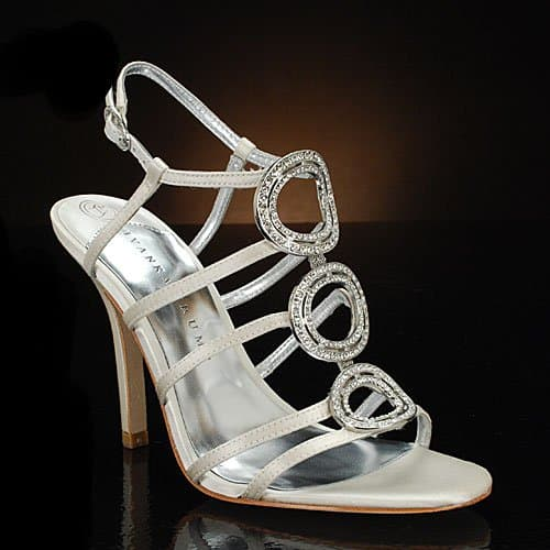 Wedding Shoes by Ivanka Trump