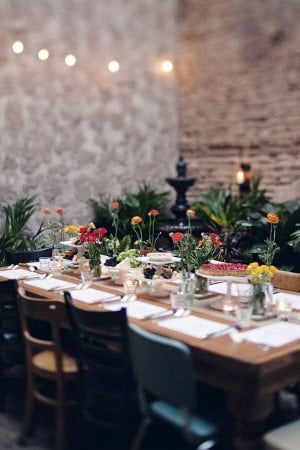Wedding 101: The Rehearsal Dinner