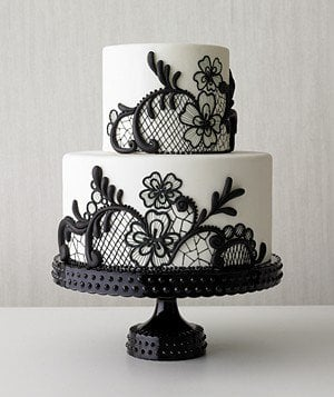 5 Fun Themed Wedding Cakes
