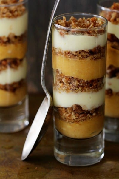 Delicious and Easy Wedding Dessert Idea: Layered Trifle