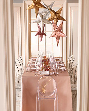 Wedding Decor: Stars