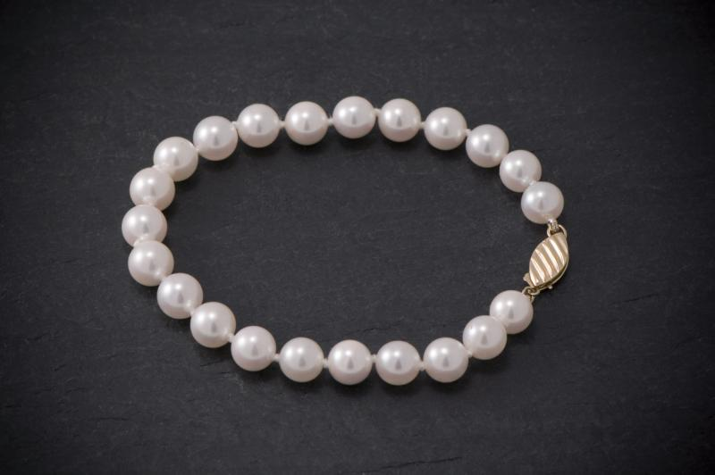 "The ""Start Her"" Pearl Necklace: The Perfect Gift for the Flower Girl"
