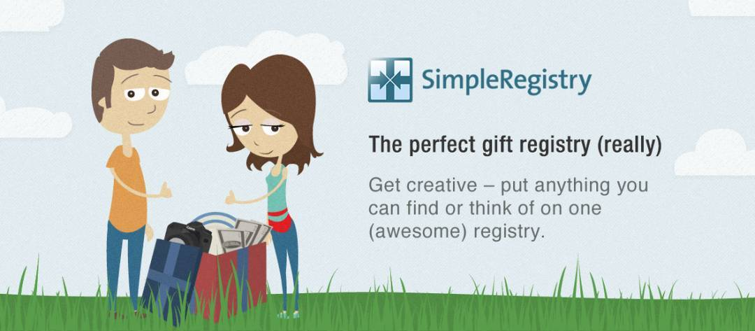 sr 1 Sponsored Post: Simplify Your Wedding Registry with SimpleRegistry