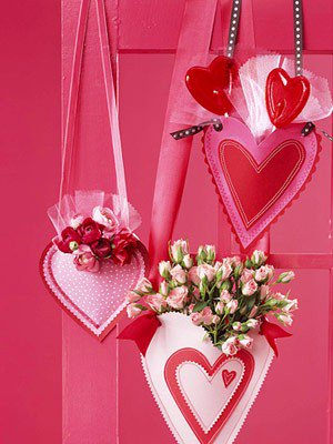 Velentine's Day Decor