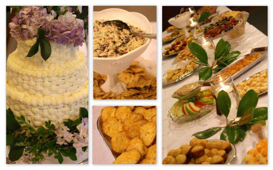 How to Plan a Potluck Wedding