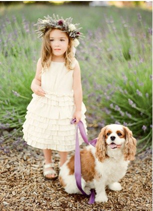 How to Make Sure Your Flower Girl and Ring Bearer Get It Right