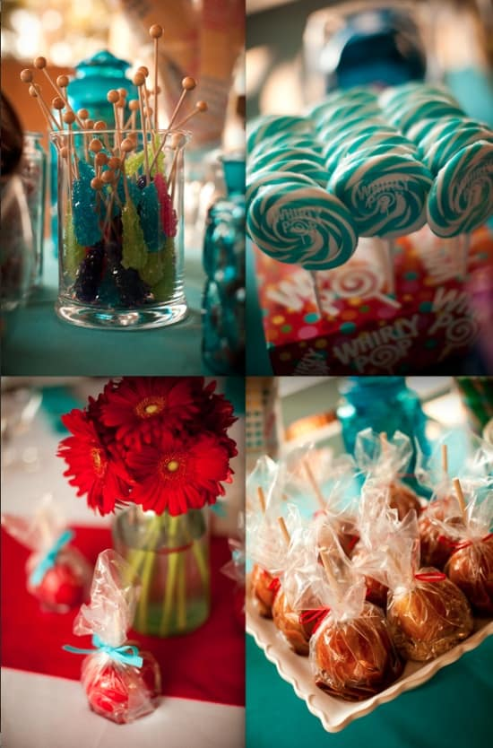 Carnival Wedding Candy