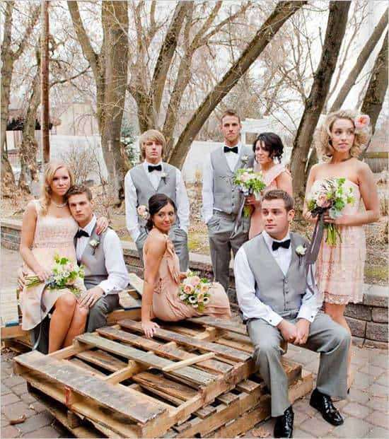 cceb2cb5469d881b9c2d49ddf03b2224 Pairing Up Your Bridesmaids and Groomsmen for the Wedding