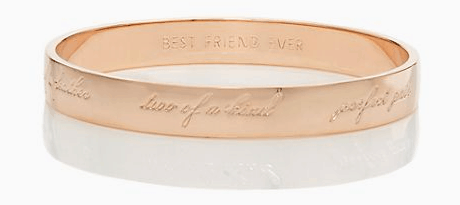 Kate Spade BRIDESMAID IDIOM BANGLE