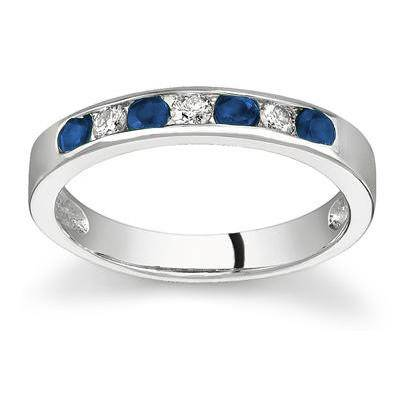 sapphire diamond ring white gold Tips for Choosing Affordable, Beautiful Wedding Rings