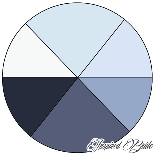 Winter Color Wheel