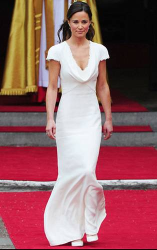 Pipa Middleton's Bridesmaid Dress