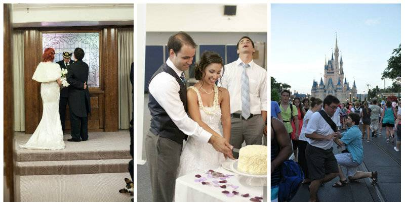 Cutest & Funniest Wedding Photobombs Ever. #20 is Hilarious, HaHa!