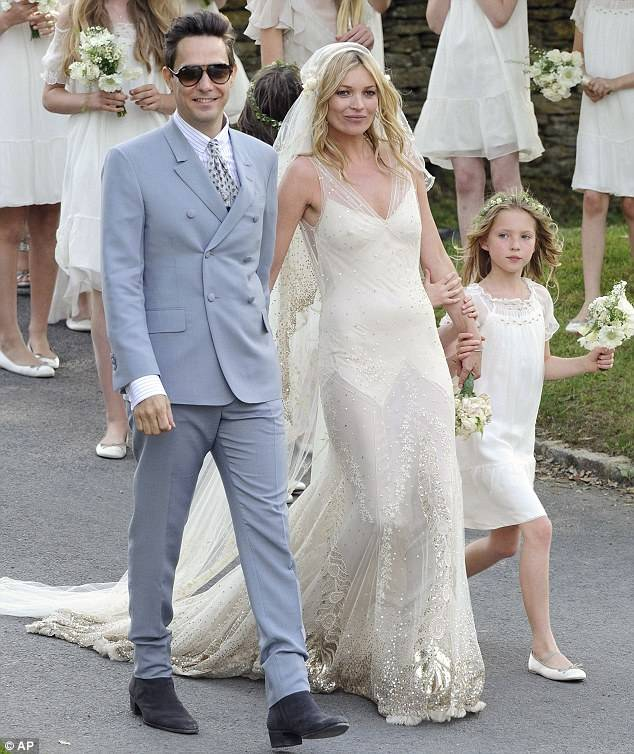 6 Most Beautiful Celebrity Wedding Dresses Inspired Bride