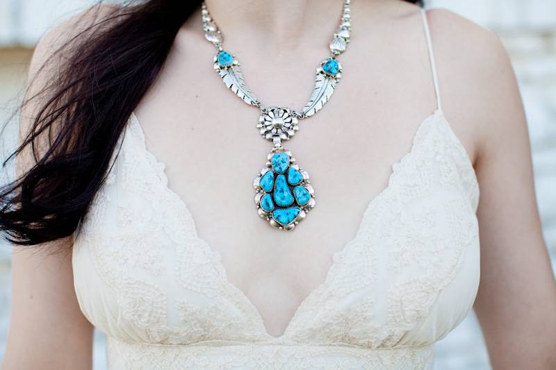 2014 Wedding Jewelry: Turquoise