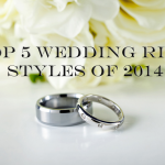Top 5 Wedding Ring Styles