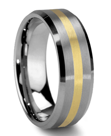03 Brushed Finishes Top 5 Wedding Ring Styles of 2014