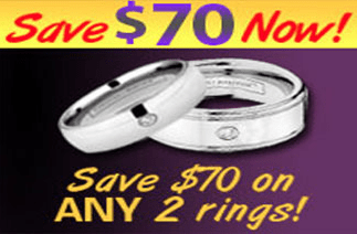07 70p Coupon Top 5 Wedding Ring Styles of 2014