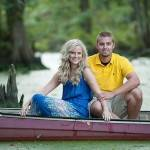 Janna & Adam – Engagement Portraits…in the Swamp