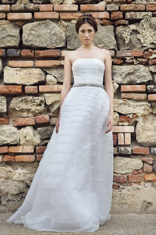 The Francesca Miranda 2014 Fall Wedding Dress Collection