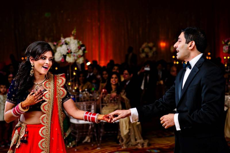 Singh Bhatt Caroline  Ben Photography submission130 A Joyful Outdoor Indian Wedding   Simply Gorgeous
