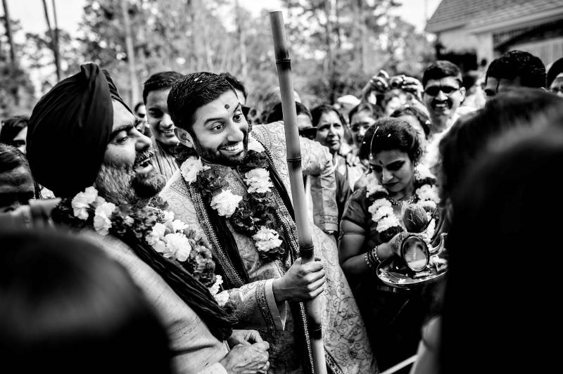 Singh Bhatt Caroline  Ben Photography submission57 A Joyful Outdoor Indian Wedding   Simply Gorgeous