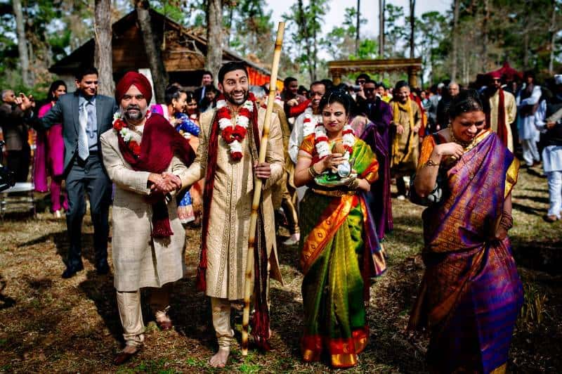 Singh Bhatt Caroline  Ben Photography submission58 A Joyful Outdoor Indian Wedding   Simply Gorgeous