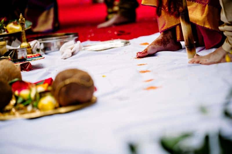 Singh Bhatt Caroline  Ben Photography submission67 A Joyful Outdoor Indian Wedding   Simply Gorgeous