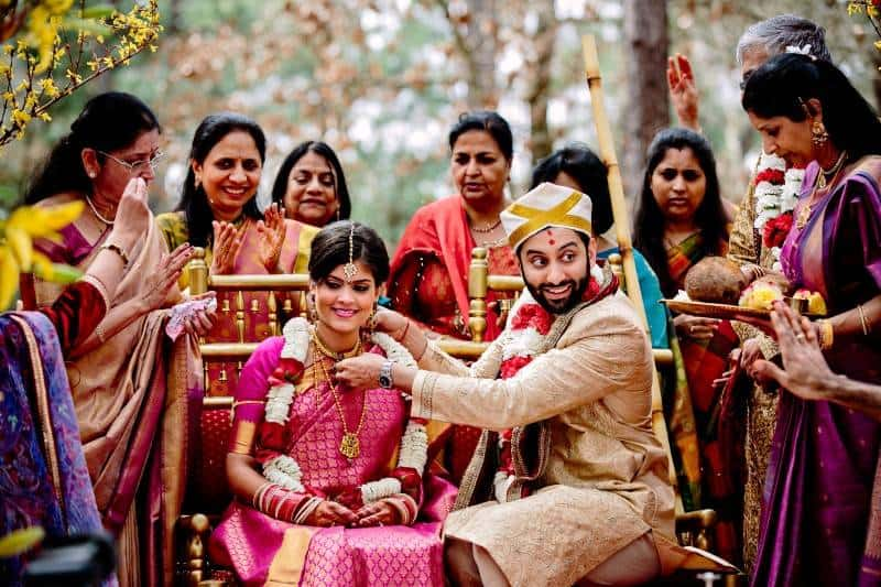 Singh Bhatt Caroline  Ben Photography submission68 A Joyful Outdoor Indian Wedding   Simply Gorgeous