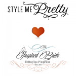 The Inspired Bride Joins Style Me Pretty Contributor Network!