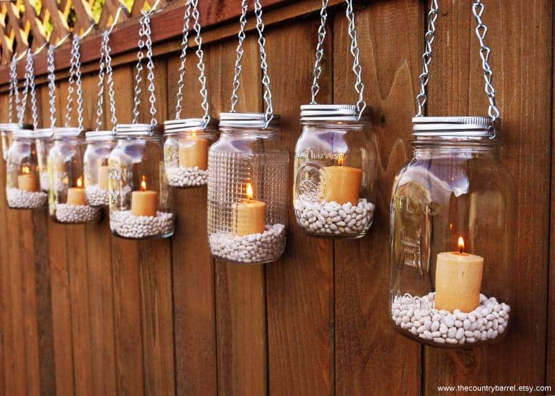 MasonJars 4 Amazing Wedding DIYs You Can Complete in a Day
