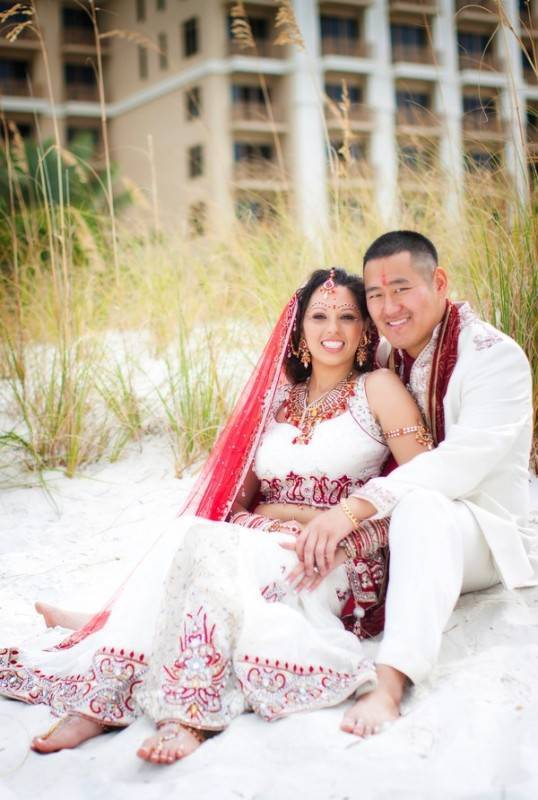 Michelle & Jim – A Blend of Hindu & Chinese Nuptial