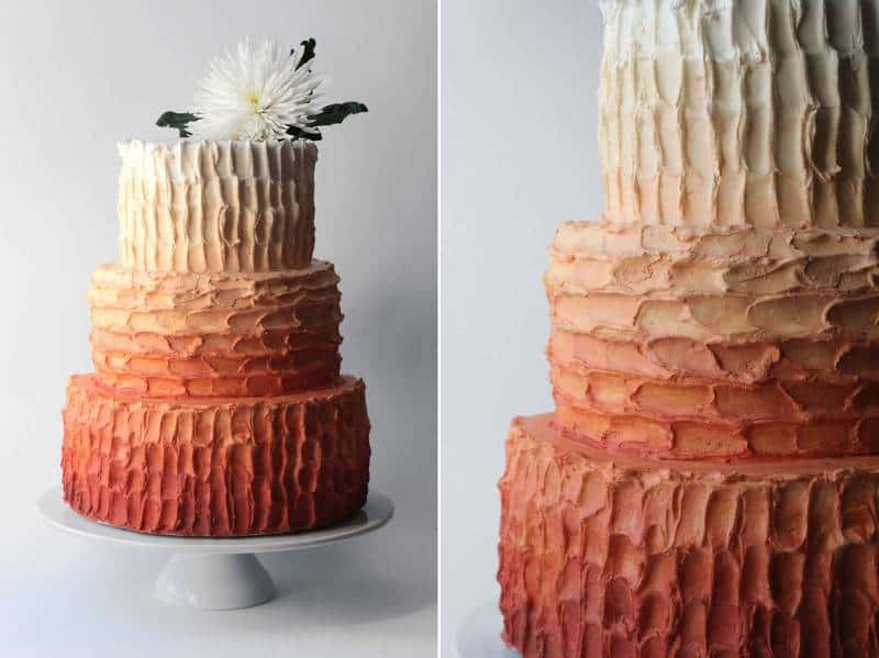 135 5 Elements That Make the Perfect Ombre Wedding