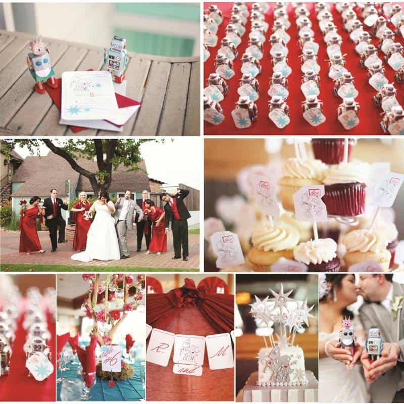 213 5 Fresh, Trendy Wedding Themes