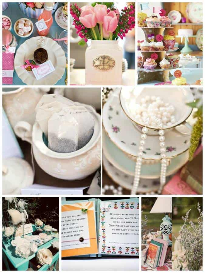 39 5 Fresh, Trendy Wedding Themes