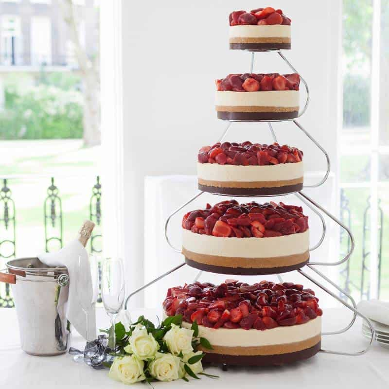 42 X Alternatives to Traditional Wedding Cakes