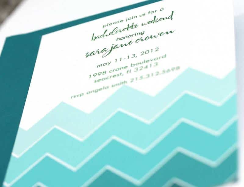 54 5 Elements That Make the Perfect Ombre Wedding