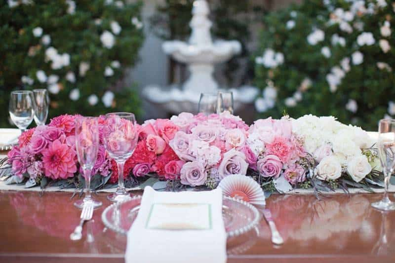 5 Elements That Make the Perfect Ombre Wedding