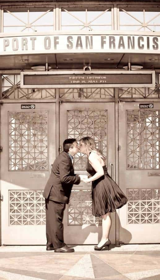 Cooper Andonovski Rhonda Giedt Photography LLC LisaVedranEngagement1023 low 1 Lisa & Vedran   Sweet in San Francisco