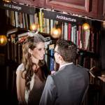Abigail & Jason – The Bookstore Bride