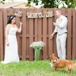 Maria & Jason – Beautiful Backyard Bash