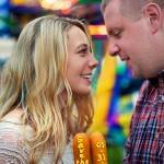 Kelsie & Wesley – Fun Fair Engagement