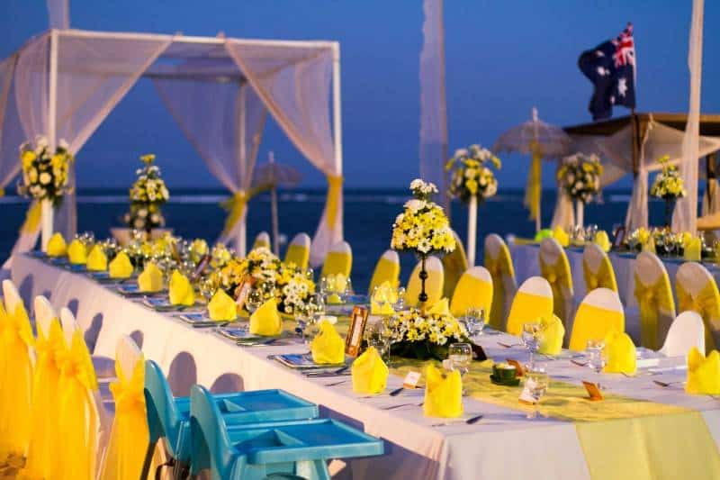 504 Destination Wedding Location: Grand Mirage Resort & Thalasso Bali